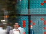 Ikuti Wall Street, Bursa Tokyo Terkoreksi di Pembukaan