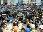 Anti Pemerintah, Ribuan Guru Hong Kong Masuk Barisan Demo