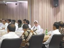Jokowi Larang Para Menteri Buat Keputusan Hingga Oktober 2019