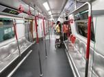 Kacau! Pengunjuk Rasa Blokir MRT di Hong Kong (Lagi)