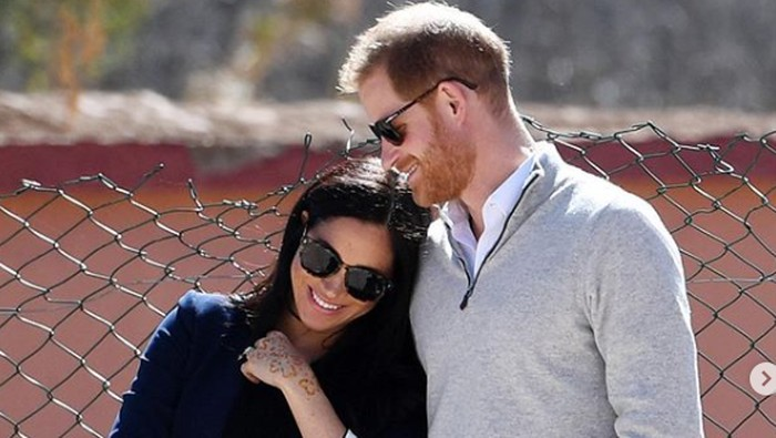 Pindah ke Rumah Mewah di LA, Meghan Markle & Pangeran Harry Dijaga Ketat