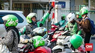 3 Hari WFH, Order Ojol Disebut Turun Hingga 40 Persen