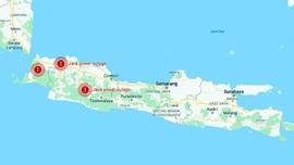 Google Maps Petakan Area Terimbas Pemadaman Listrik