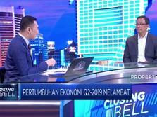 Minim Katalis, Pertumbuhan Ekonomi Melambat