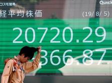 Ikuti Wall Street, Bursa Tokyo Menghijau Pagi Ini