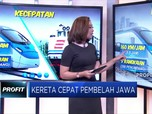 Kereta Cepat Pembelah Jawa