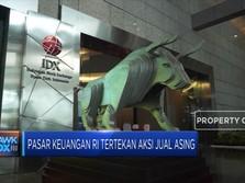 Pasar Keuangan Indonesia Mengalami Tekanan