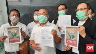 Forum Warga Jakarta Gugat Anies Terkait Polusi Udara