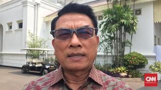 Moeldoko: Kacamata Rocky Gerung Buram
