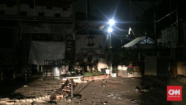 Penyerangan Nobar PSM, Polisi Sempat Tembakkan Gas Air Mata
