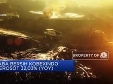 Laba Bersih Kobexindo Merosot 32,03%