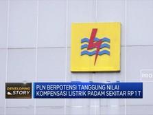 PLN Berpotensi Tanggung Kompensasi Listrik Padam Rp 1 T