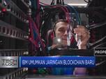 IBM Genjot Pemanfaatan Blockchain