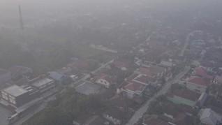 BMKG: Asap Karhutla Riau Berpotensi Sampai Malaysia-Singapura