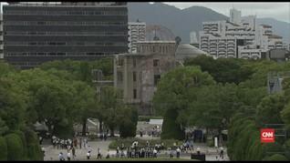 VIDEO: Mengheningkan Cipta Kenang Korban Bom Atom Hiroshima