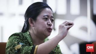 Puan: Sukses Antikorupsi Tak Diukur dari Jumlah Penangkapan