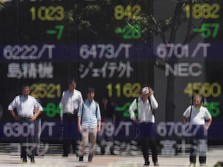 Bursa Asia Hijau, tapi Singapura Drop & Bursa RI Trading Halt