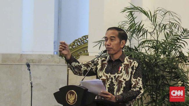 Jokowi soal Kabinet Baru: Semakin Cepat Diumumkan Lebih Baik