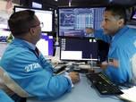 Bursa AS Mengawali Pekan dengan Volatilitas Tinggi