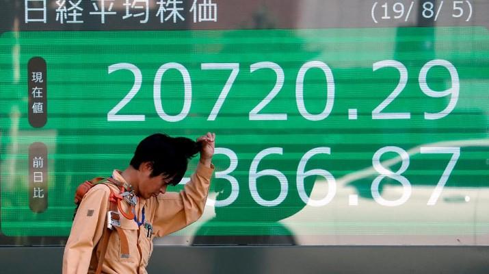 AS-China Siap Rujuk, Bursa Jepang Dibuka Semringah