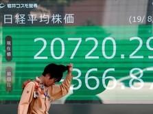 Ekonomi AS Membaik, Bursa Asia Mayoritas Hijau
