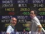 Jelang Rilis Neraca Dagang China, Bursa Asia Menghijau