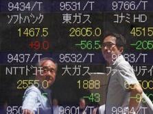 Bursa Asia Tak Kompak Respons Pertemuan Deal Dagang AS-China