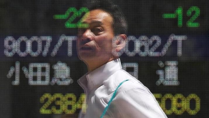 Bursa Tokyo dibuka bervariasi pada perdagangan Senin (9/9/19)
