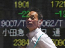 Abaikan Kekacauan Brexit, Bursa Tokyo Naik Tipis