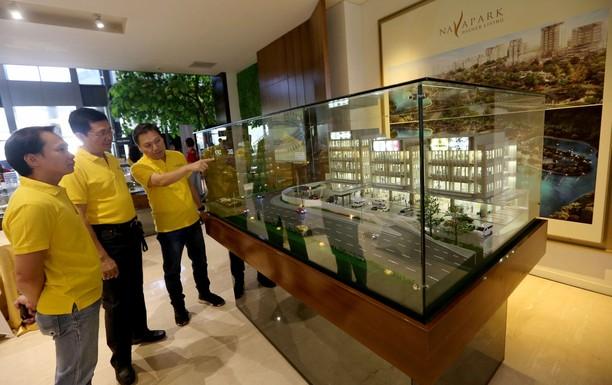 Melongok Pusat Bisnis Modern di Selatan Jakarta