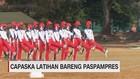 VIDEO: Capaska Latihan Bersama Paspampres