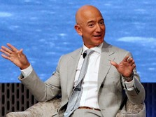 Pakai Whatsapp, Pangeran Arab Saudi Hack HP Jeff Bezos?