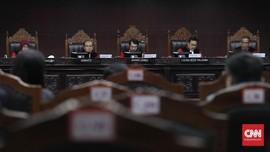 MK Tolak Gugatan PDIP di Pileg Jateng