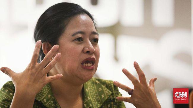 Puan Minta Tak Berspekulasi Soal Penusukan Wiranto
