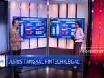 Streaming! Simak Jurus Tangkal Fintech Ilegal