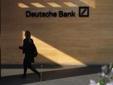 Tsunami PHK Kian Nyata, Deutsche Bank Tutup 20% Cabang