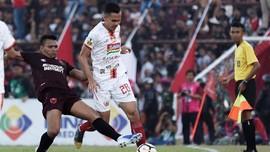 Persija Sesali Kartu Merah Lawan PSM di Final Piala Indonesia