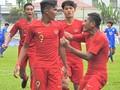 PSSI Komplain Lapangan Buruk di Piala AFF U-18