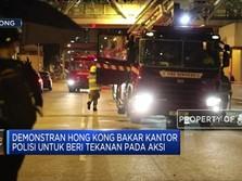 Diterpa Unjuk Rasa, Pemerintah Hong Kong Pantang Mundur