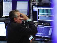 China Tak Akan Tunduk Pada AS, Wall Street Diimplikasi Lesu