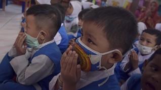 Bumikan Pancasila, Anak TK Disiapkan Jadi Satria Bela Negara