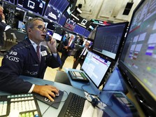 Trump Tunda Tarif Barang China, Wall Street Menguat