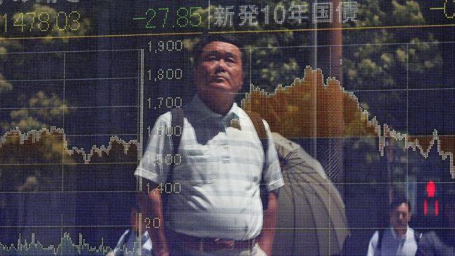 IHSG Mayoritas Bursa Asia Menguat, Bursa China Jadi Juara