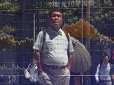 Brexit Makin Kacau, Bursa Tokyo Stagnan