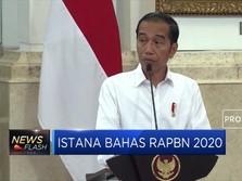 Bahas RAPBN 2020, Jokowi Minta Perbaikan Ekosistem Investasi