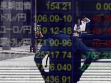 Mengekor Wall Street, Bursa Tokyo Memble Pagi Ini