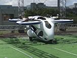 Mengintip Kecanggihan Mobil Terbang Produksi Jepang