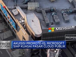 Perluas Diversifikasi Bisnis, Microsoft Akuisisi Promote-IG