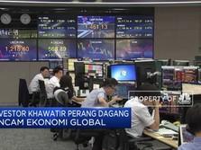 Perang Dagang Memanas, Bursa Asia Berjatuhan