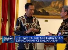 Fix! Jokowi Pindahkan Ibu Kota Ke Kalimantan